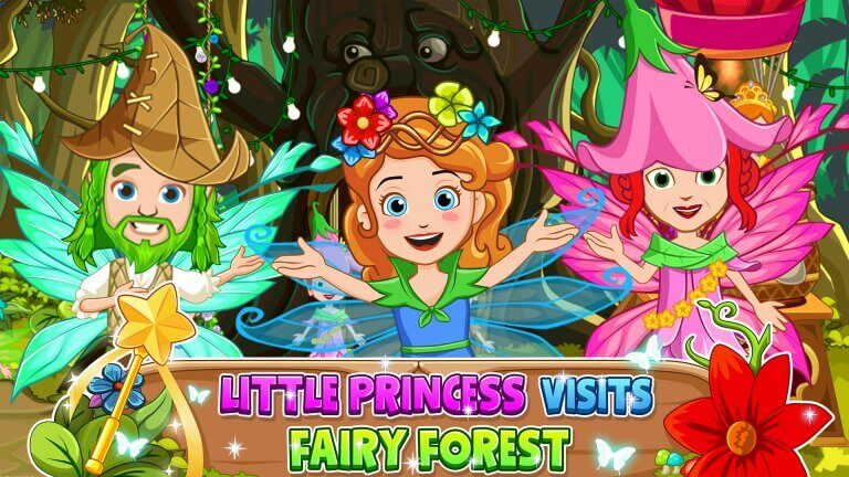 Fairy Forest screenshot 1