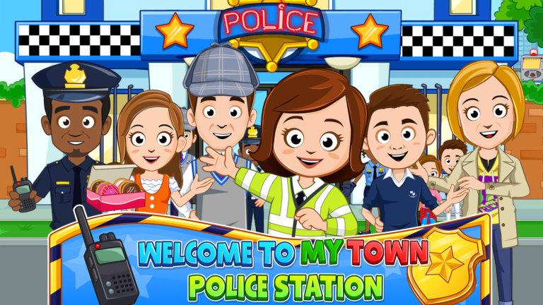 Police Station screenshot 1