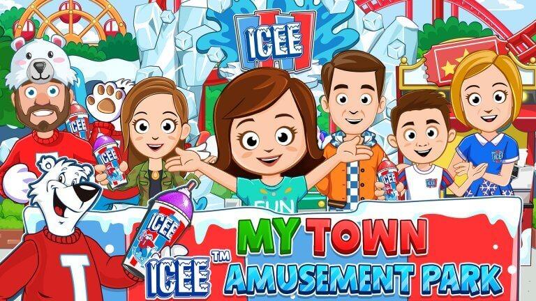 ICEE Amusement Park screenshot 1