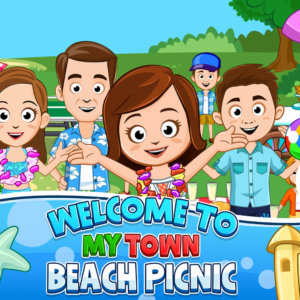 Just before the school : Beach & Picnic got a Huge update