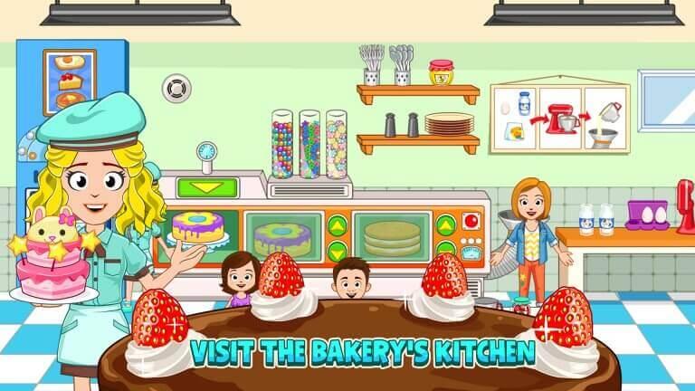 Bakery screenshot 1