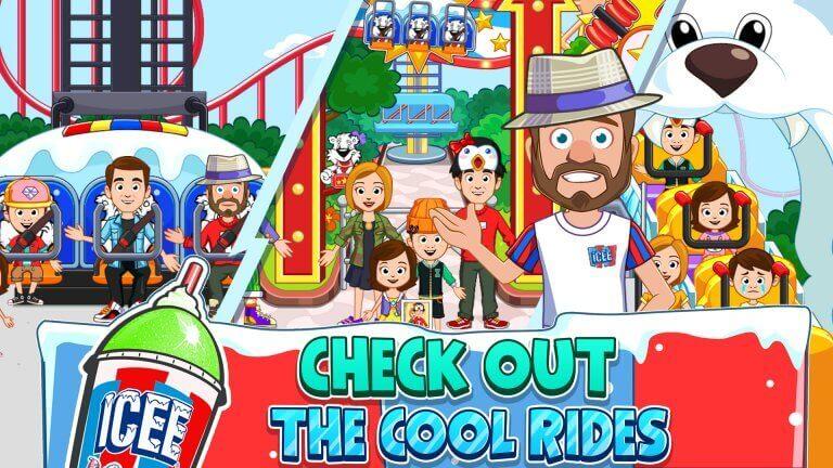 ICEE Amusement Park screenshot 2