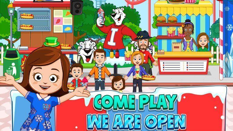 ICEE Amusement Park screenshot 4