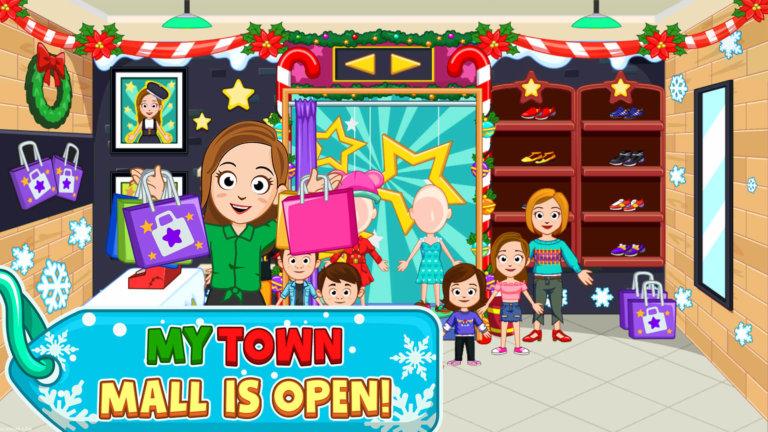 Mall screenshot 2