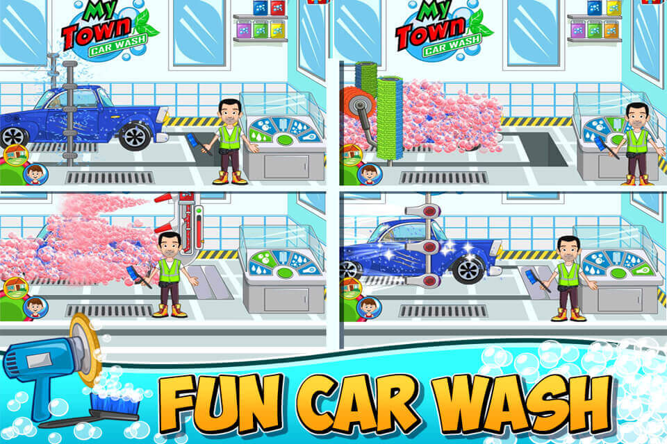 My Town : Cars - My Town Games