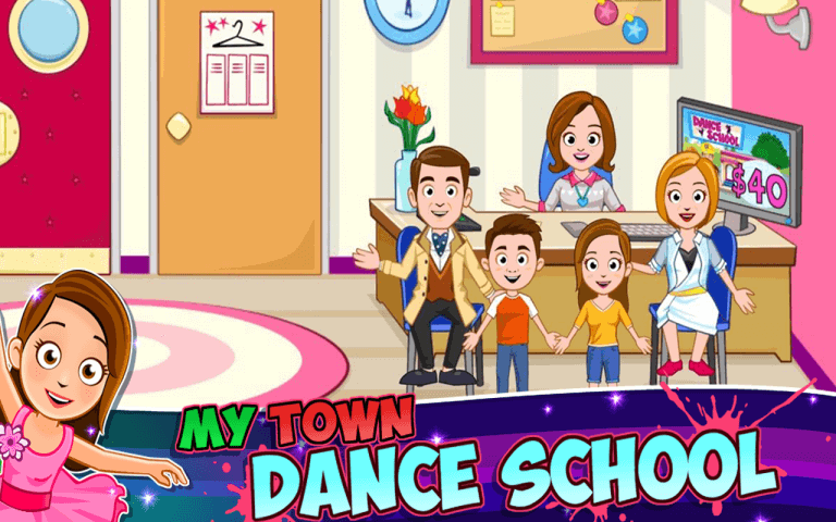 Dance School screenshot 1