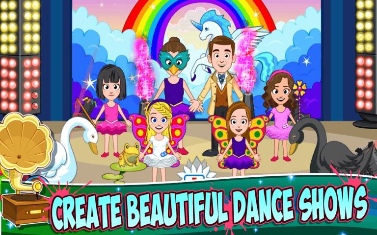 Dance School screenshot 2