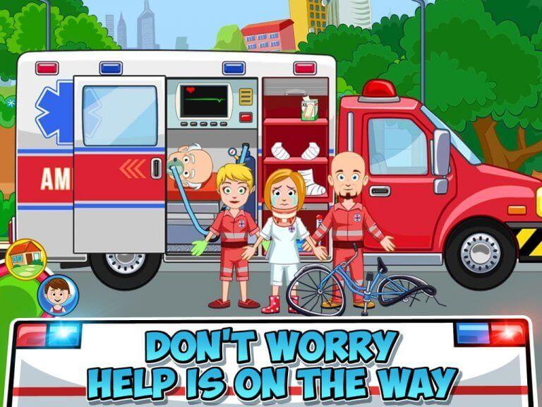 Fire Station screenshot 2