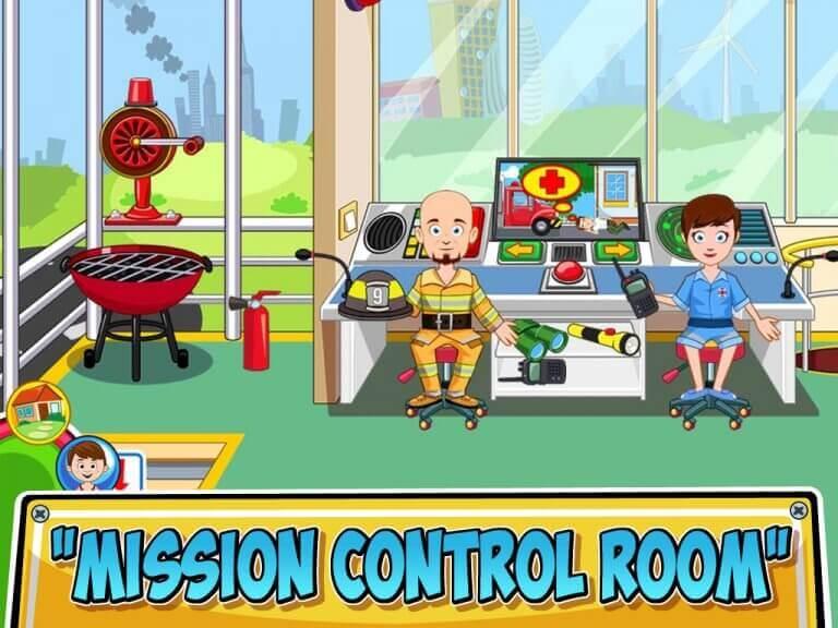 Fire Station screenshot 3