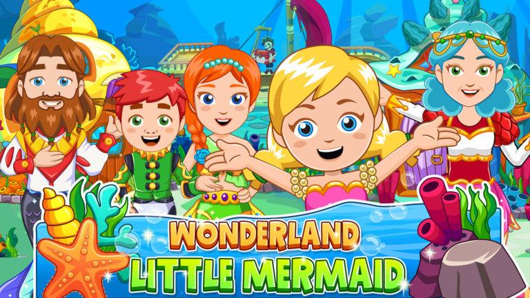 Little Mermaid screenshot 1