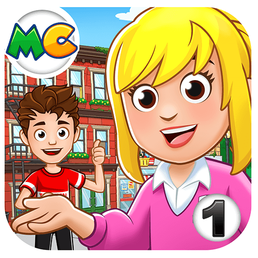 my town wedding apk appvn