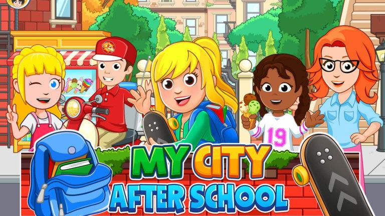 After School screenshot 1