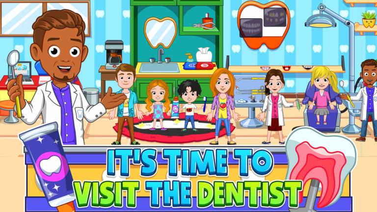 Dentist Visit screenshot 3