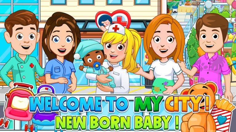 Newborn Baby screenshot 1