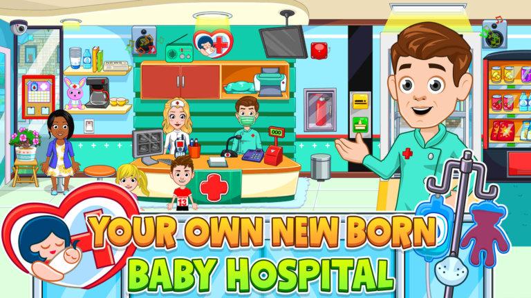 Newborn Baby screenshot 2