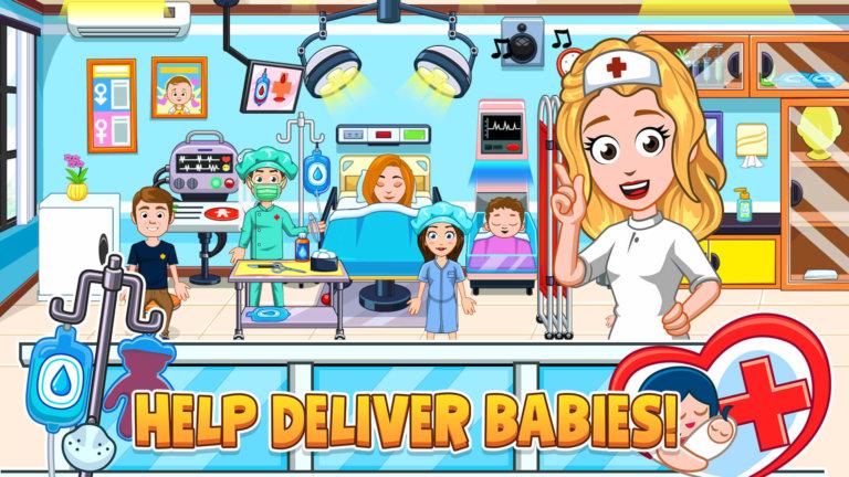 Newborn Baby screenshot 3