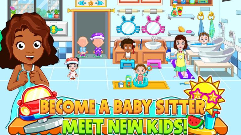 Babysitter screenshot 5