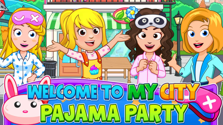 Pajama Party screenshot 1
