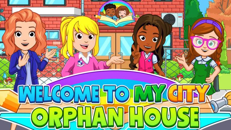 Orphan House screenshot 1